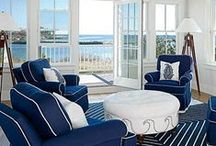 Lovely Living Rooms / by Coastal Living