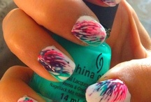 Hair and nail ideas / by Starsha Crouse
