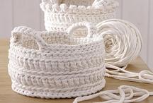 Crochet & Knitting patterns / by Emese Czirbuly