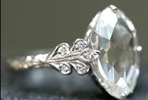 Engagement | Rings / Alternative, cute and dazzling engagement rings that'll have you saying 'I do' in no time ;) / by Want That Wedding