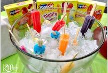 Popsicle® Moms! / These amazing mom bloggers are working with us to come up with fun, creative and great ways to make summertime even better. They've got great ideas on how to host your own #PopsicleParty too! / by Popsicle