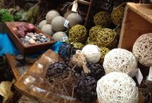 Dried Natural Arrangements, Dried flowers or bundles  / by Janeen Home Decor