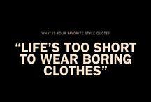 Glorious Fashion!!! / by Angela Clark