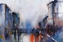 Watercolours and paintings / by Patrizia Puleio
