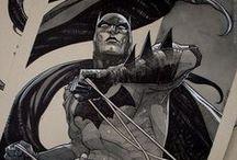 Batman / by Bruno Müller