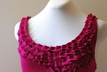 Blouse/top patterns and tutorials / by Deby at So Sew Easy