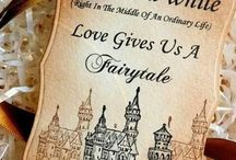 If I Ever Get Married Again, It's Gonna Be A Fairytale Dream Come True / by Victoria Jewel Myrick
