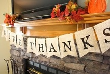 Fun   Let Us Give Thanks / A Cornucopia of Ideas for Celebrating Thanksgiving / by Jennifer Flanders {Loving Life at Home}