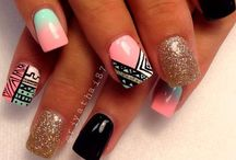 Nails / by Peyton Lash