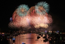 Happy 4th of July!  / Fireworks make our region more stunning in July!  / by Great Lakes Bay Region CVB