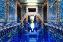 Swimming Pools / by Taleen Keldjian