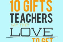 Teacher Appreciation Gifts With PB & J / by Teaching with PB & J