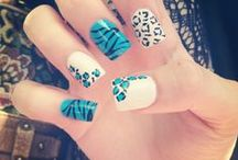 Nail art / by Amy {fun-baby-shower-ideas.com}