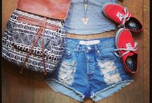 Spring/Summer outfits / by Peyton Lash
