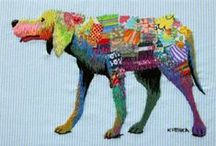 Textile art / For the love and appreciation of all things fibre, yarn and fabric related. Oh the hours, oh the talent. Thank you, thank you. / by Penny Chandler
