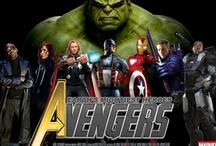 The Avengers / by April Addington