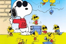 Peanuts Gang / by April Addington