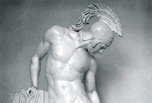 Achilles Greek Myth, Greece & The Iliad / Grecian Myths , Troy  & the Greek Isles / by Fiona Collins