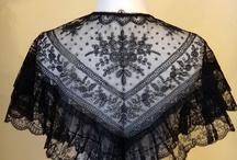 Black Lace / by Genevieve Faciana