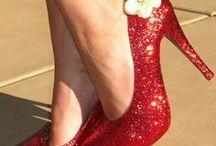 Shoes la la... / by Jeri Bryce