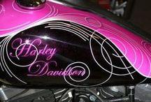 Harley-Davidson... / by JLynn