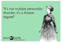 The Crazy Theatre Life of Me!!! / by Annabeth Chase
