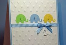 baby cards / by rosalie panzo