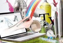 Students Works / Accademia delle Arti e Nuove Tecnologie. Corsi di Formazione, Grafica - Design - Multimedia www.aant.it / by Accademia delle Arti e Nuove Tecnologie