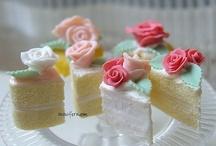 Cakes-Cupcakes- Treats / by Callie Setler