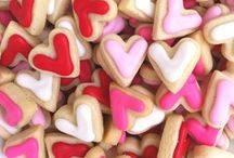 V|DAY / Valentine treats, paper goods and gift suggestions. / by A Glover