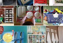 Organization (organizing makes me happy:) / by Sandra Carney