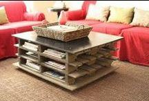 Furniture Refashion / by Elora