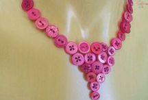 Buttons... / by Ida Gaetan