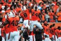 Oregon State Football / News, notes and information about the Oregon State Football team. / by Oregon State Athletics