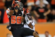 2014 Football Vs. San Diego State / Beavers were 28-7 winners over the Aztecs on September 20, 2014. / by Oregon State Athletics