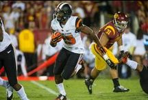 2014 Football vs. USC / Game held in Los Angeles on September 27, 2014. / by Oregon State Athletics