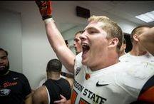 2014 Football vs. Colorado / Oregon State takes on Colorado October 4, 2014 in Boulder. / by Oregon State Athletics