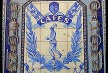 Tiles/Mosaics / by Theresa Cheek-Arts The Answer