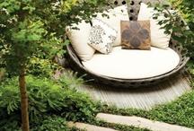 In the garden / by Beth Fishburn