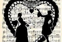 music / by Judy Moscoffian