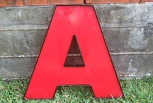 A is for Amy / by Amy Lewis