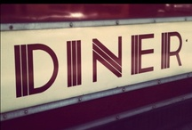 Diner / by Amy Lewis