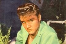 Elvis Presley ♔ / by Danna Odum