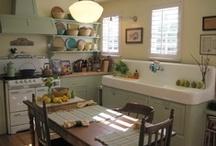 Cooking up a dream kitchen / by Kate Jackson