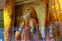 leche vitrine.... / by Theresa Cheek-Arts The Answer