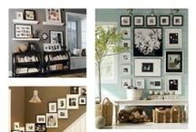 Gallery Walls / by Amy Lewis