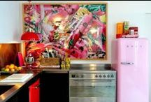 Cool Kitchens / by CanvasPop