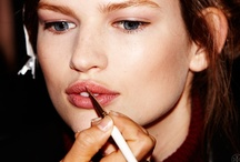 Fashion Week Beauty / by Christopher Noland