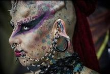 Body Modifications and Surgeries gone wrong / by Stefanie Wozniak