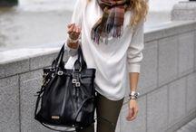 Style Inspirations.  / Fashion, Fashion, Fashion xx / by Mary Naces